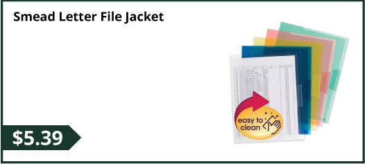 Smead Letter File Jacket