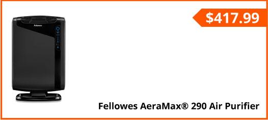 Fellowes AeraMax® 290 Air Purifier