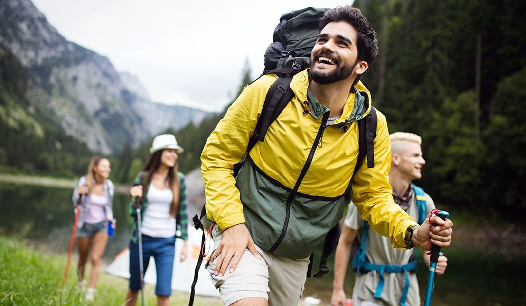 Is Hiking the Secret to Success?