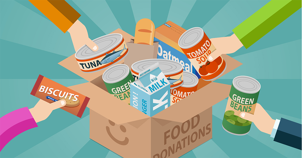 Tips for a Successful Food Drive