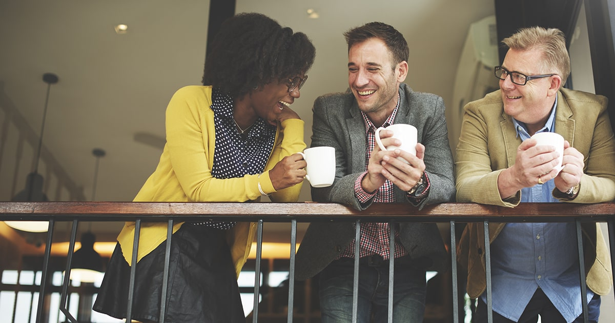 Creating Strong Relationships in the Office