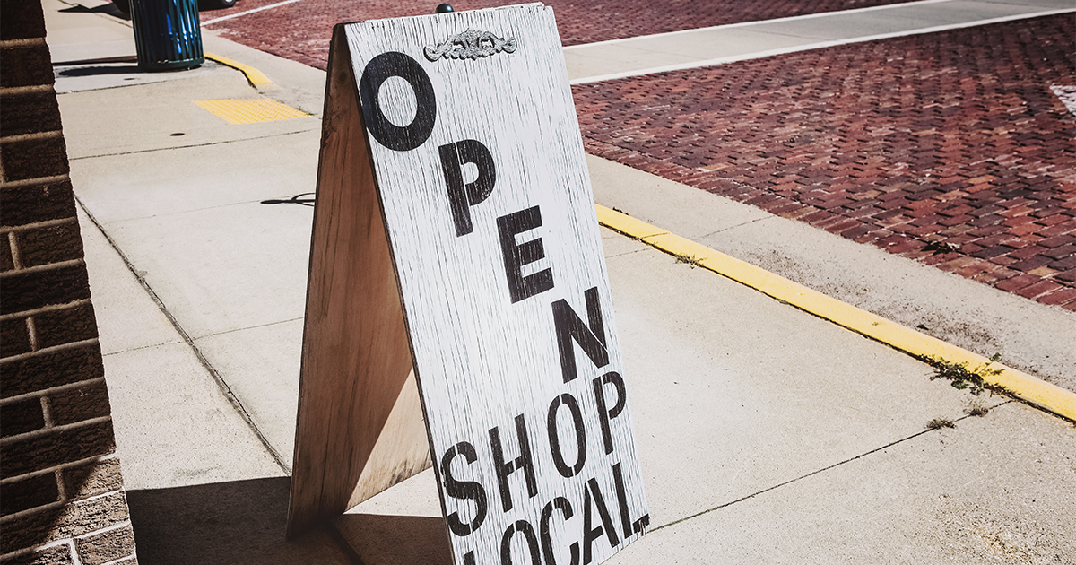 The Benefits of Shopping Local