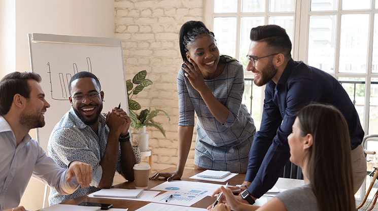 Work and Play: How Laughter Can Help Your Business