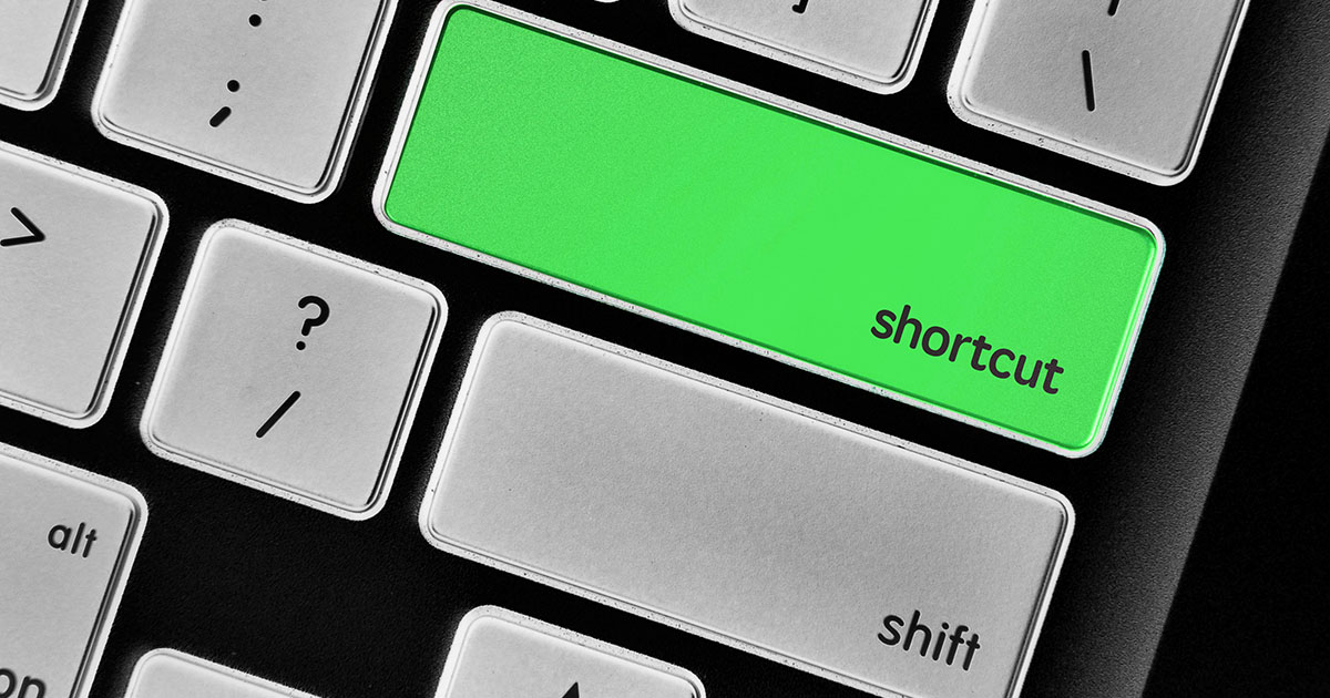 Keyboard Shortcuts You Probably Didn't Know
